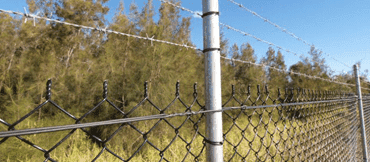Security Fence - Gold Coast