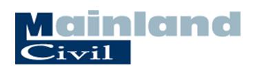 mainland civil logo