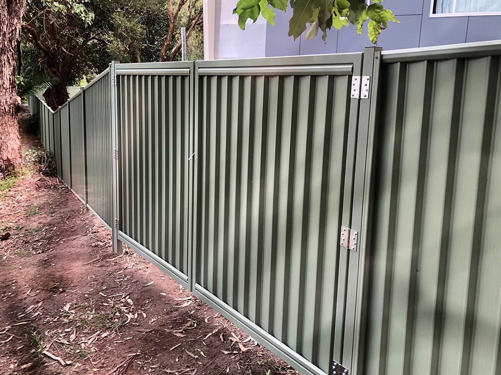 Colourbond Gates