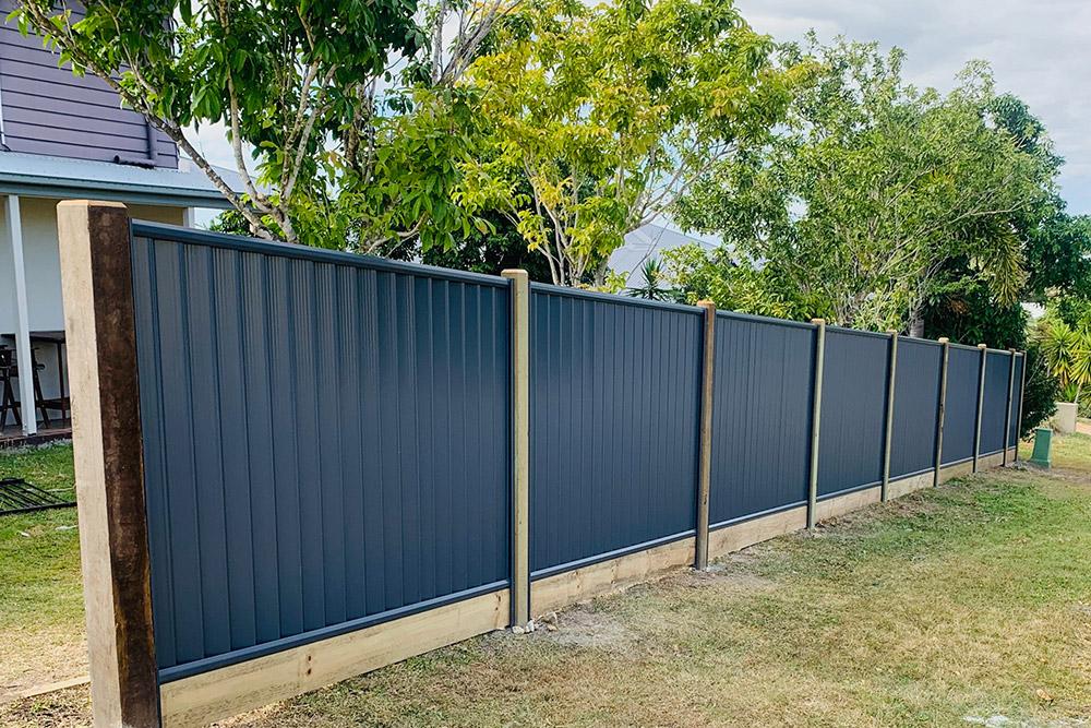 Colourbond Fencing Gold Coast