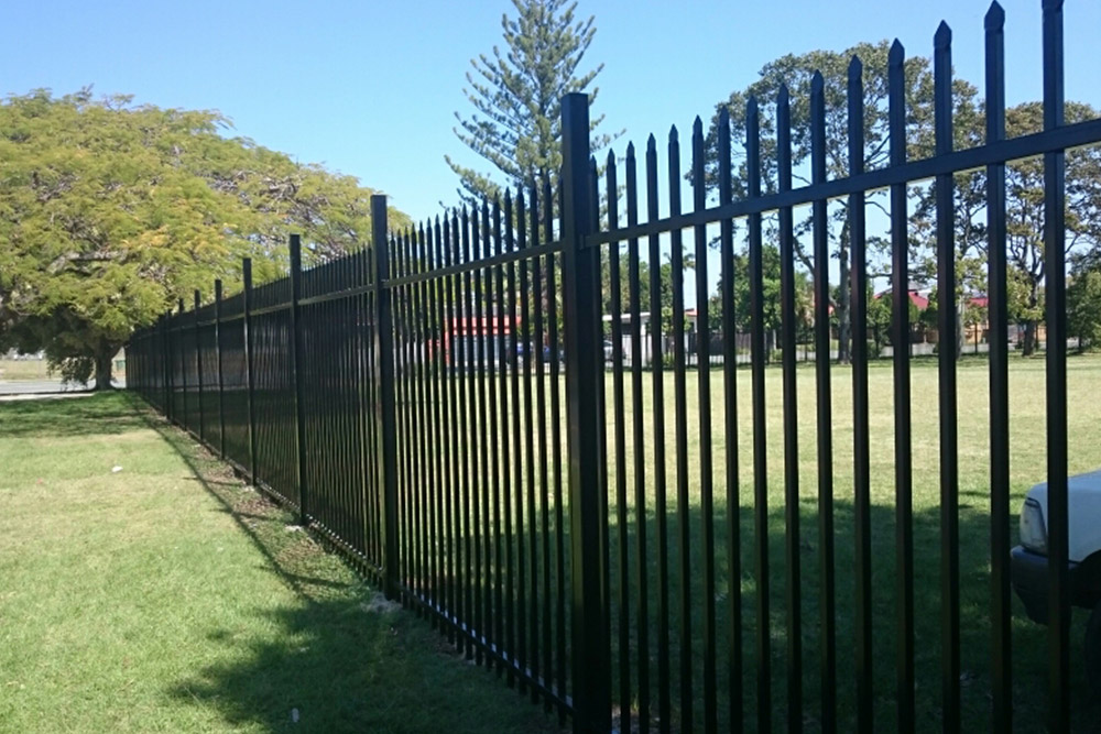 Industrial Fencing Gold Coast