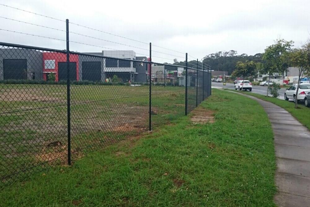 Security Fencing Gold Coast